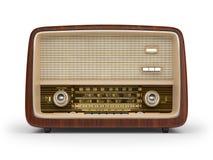 όλο το απομονωμένο ραδιόφωνο λογότυπων αφαίρεσε το εκλεκτής ποιότητας λευκό Στοκ εικόνα με δικαίωμα ελεύθερης χρήσης