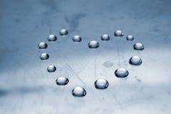 ύδωρ αγάπης Στοκ εικόνα με δικαίωμα ελεύθερης χρήσης