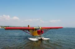 ύδωρ αεροπλάνων Στοκ φωτογραφίες με δικαίωμα ελεύθερης χρήσης