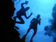 ύδωρ ακρών Στοκ Εικόνες