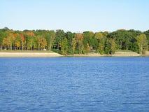 ύδωρ ακρών s φθινοπώρου Στοκ φωτογραφία με δικαίωμα ελεύθερης χρήσης