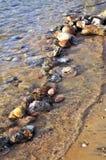 ύδωρ βράχων στοκ εικόνες