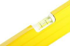 ύδωρ επιπέδων κίτρινο Στοκ φωτογραφία με δικαίωμα ελεύθερης χρήσης