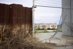 ύδωρ επιπέδων της Katrina τυφώνα Στοκ εικόνα με δικαίωμα ελεύθερης χρήσης