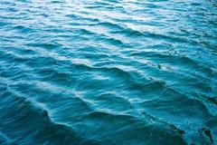ύδωρ επιφάνειας κυματισ&tau Στοκ Φωτογραφία