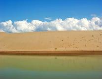 ύδωρ ερήμων στοκ εικόνες