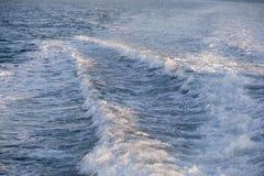 ύδωρ ιχνών Στοκ φωτογραφία με δικαίωμα ελεύθερης χρήσης