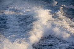 ύδωρ ιχνών Στοκ Φωτογραφία
