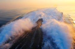 ύδωρ ιχνών Στοκ Εικόνες