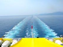ύδωρ ιχνών Στοκ εικόνα με δικαίωμα ελεύθερης χρήσης