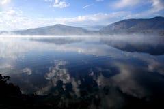 ύδωρ καπνού Στοκ Φωτογραφίες