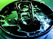 ύδωρ κασσίτερου Στοκ Φωτογραφία