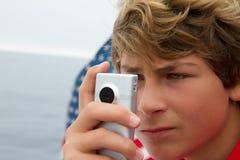 ύδωρ μαγνητοσκόπησης Στοκ φωτογραφία με δικαίωμα ελεύθερης χρήσης