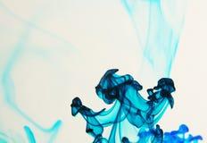 ύδωρ μελανιού Στοκ εικόνες με δικαίωμα ελεύθερης χρήσης