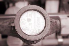 ύδωρ μετρητών Στοκ φωτογραφία με δικαίωμα ελεύθερης χρήσης
