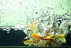 ύδωρ νωπών καρπών στοκ εικόνες με δικαίωμα ελεύθερης χρήσης