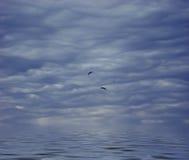ύδωρ ουρανού απεικόνιση αποθεμάτων