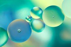 ύδωρ πετρελαίου Στοκ φωτογραφία με δικαίωμα ελεύθερης χρήσης