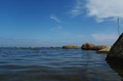 ύδωρ πετρών Στοκ Εικόνες