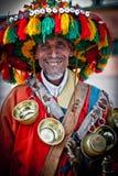 ύδωρ πωλητών 2 Μαρακές στοκ φωτογραφίες
