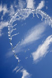ύδωρ ρευμάτων Στοκ Εικόνες