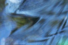 ύδωρ ροής Στοκ Φωτογραφία