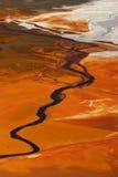 ύδωρ ρύπανσης Στοκ Εικόνα