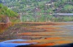 ύδωρ ρύπανσης στοκ εικόνες με δικαίωμα ελεύθερης χρήσης