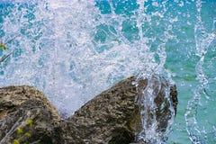 ύδωρ σταγονίδιων Στοκ Εικόνα