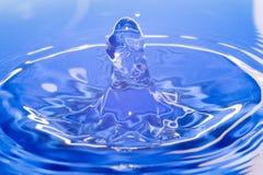 ύδωρ στηλών Στοκ Εικόνες