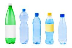 ύδωρ συλλογής μπουκαλ&io Στοκ εικόνα με δικαίωμα ελεύθερης χρήσης