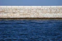 ύδωρ τοίχων Στοκ εικόνα με δικαίωμα ελεύθερης χρήσης