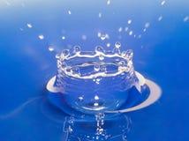 ύδωρ φλυτζανιών Στοκ Εικόνα