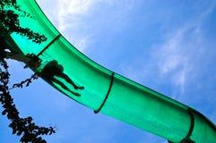ύδωρ φωτογραφικών διαφανειών Στοκ Φωτογραφίες