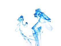 ύδωρ χρώματος αγγέλων Στοκ φωτογραφία με δικαίωμα ελεύθερης χρήσης