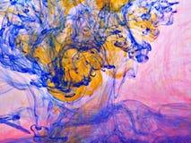 ύδωρ χρώματος Στοκ Εικόνες