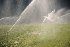 ύδωρ ψεκαστήρων Στοκ φωτογραφίες με δικαίωμα ελεύθερης χρήσης