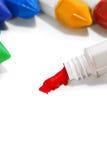 ύδωρ 02 χρώματος σειρών χρωμάτ& Στοκ φωτογραφία με δικαίωμα ελεύθερης χρήσης