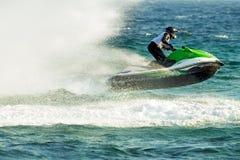 ύδωρ jetski στοκ φωτογραφίες