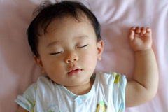 ύπνος αγορακιών Στοκ Εικόνες