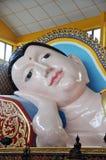 Ύπνος Βούδας Στοκ Εικόνες