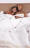 ύπνος ζευγών Στοκ φωτογραφίες με δικαίωμα ελεύθερης χρήσης