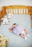 ύπνος κοριτσάκι Στοκ φωτογραφία με δικαίωμα ελεύθερης χρήσης