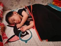 ύπνος μωρών στοκ φωτογραφίες με δικαίωμα ελεύθερης χρήσης