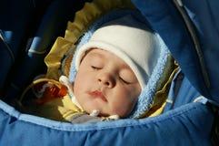 ύπνος μωρών Στοκ Φωτογραφία