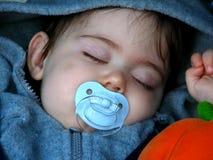 ύπνος μωρών Στοκ εικόνα με δικαίωμα ελεύθερης χρήσης