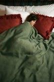 ύπνος ομορφιάς Στοκ φωτογραφία με δικαίωμα ελεύθερης χρήσης