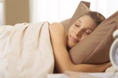 Ύπνος ομορφιάς Στοκ Εικόνες