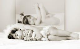ύπνος ομορφιάς Στοκ Φωτογραφίες