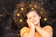 ύπνος ονείρου Στοκ Εικόνες